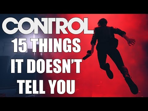 15 Beginners Tips And Tricks Control Doesn't Tell You