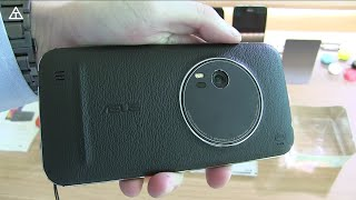 Asus ZenFone Zoom Hands On at CES 2016