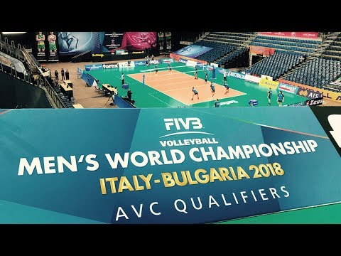 WCQ: Match #2 Australia versus New-Zealand