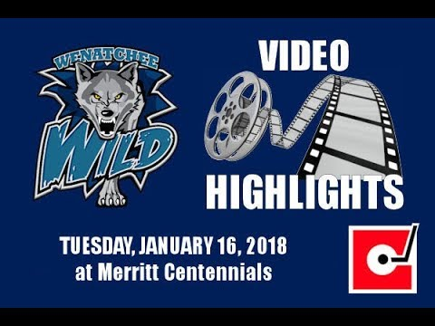 WILD GAME REWIND - Jan. 16, 2018 at Merritt