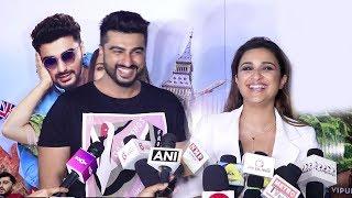 Namaste England Official Trailer FIRST LOOK Launch Complete Video HD - Arjun Kapoor,Parineeti Chopra