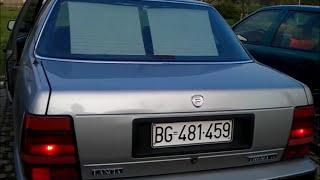 Lancia Thema 2.0 i.e sound