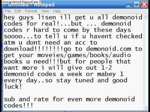 demonoid me