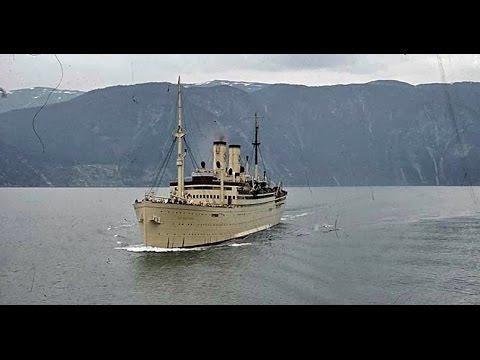 s.s. Der Deutsche - KDF Cruiser - Nazi Germany - Some Details