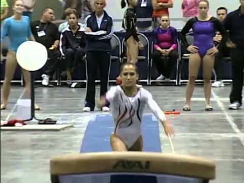 Kayla Hoffman - Vault - 2005 U.S. Classic - Sr Women