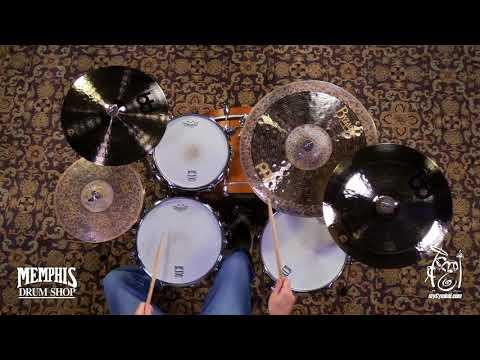 "Meinl 18"" Byzance Brilliant China Cymbal - 1232g (B18CH-B-1072717P)"