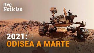 El PERSEVERANCE de la NASA llegará a MARTE si supera los