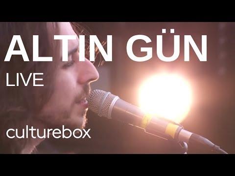Altin Gün (extrait) - Live @ Vieilles Charrues 2018