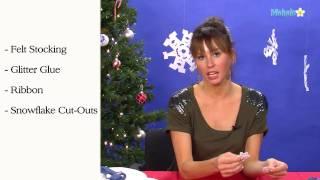 How to Make a Christmas Stocking