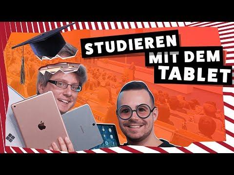 Studieren Mit Dem Tablet - Die Besten Tipps, Geräte & Apps