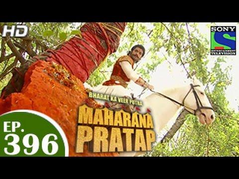 Bharat Ka Veer Putra Maharana Pratap  महाराणा प्रताप  Episode 396  8th April 2015