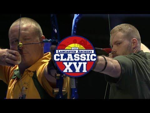 2019 Lancaster Archery Classic: Barebow Finals
