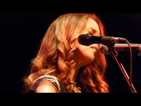 Heather Nova live & acoustic in concert Volkstheater Munich 2014-03-10 (audience filming)