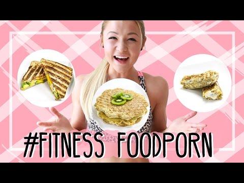 3 Kreative Fitness Frühstücksideen - Sophia Thiel