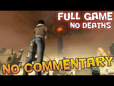 Half-Life 2: Episode 1 - Full Walkthrough  【NO Commentary】 【Full HD】