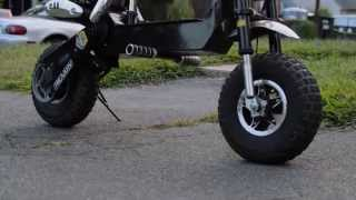 Xcooter Thunder XC1000-ATX Gas Scooter