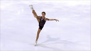 Алена Косторная - победительница третьего этапа Гран-при! Произвольная программа