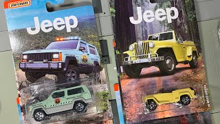 Lamley Live Showcase: Matchbox Jeep Series