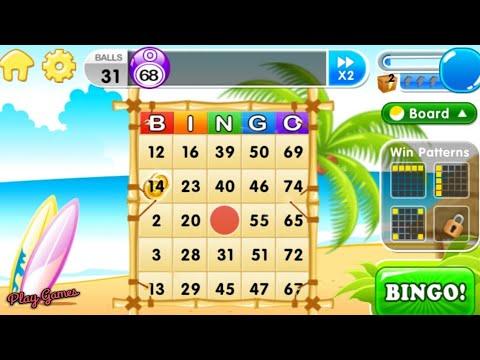 AE Bingo Offline Game