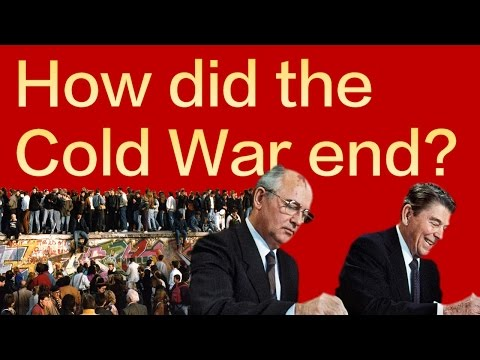 How Did the Cold War End?