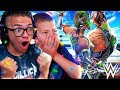 Download SURPRISING JAYDEN WITH WWE THEMED SKINS! *HE WAS SO HAPPY* FORTNITE BATTLE ROYALE 10 YEAR OLD KID!