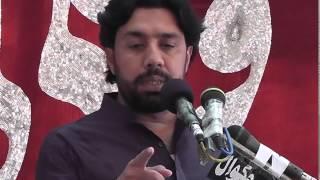 gharera majlis 25 rajab 2014 part11 zakir taqi abbas qayamat