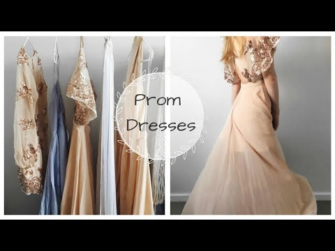 Trying Prom Dresses Under $10 From Pop Cherry!