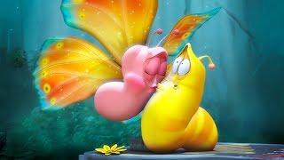 LARVA - PINK'S NEW START | Cartoon Movie | Cartoons For Children | Larva Cartoon | LARVA Official