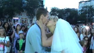 Одесская мега свадьба) Стихи молодожёнам от профессионалки семейной жизни)