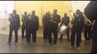 ZCC Brass Band Practice in the UK