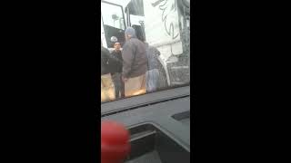 אלימות של יס״מניק נגד תושבים בשכונת ואדי גוז במזרח ירושלים