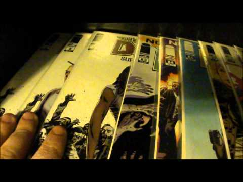 The Walking Dead Comic Book Collection