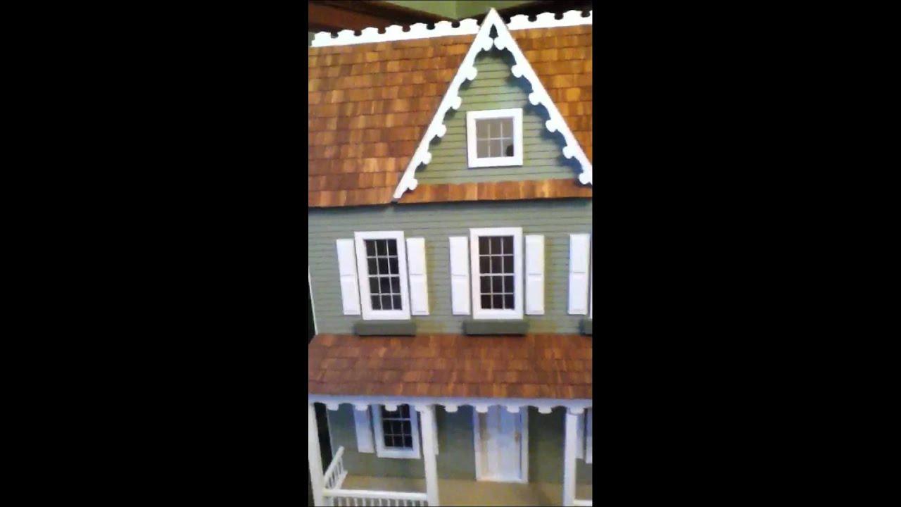 Dollhouse Part 2 Vermont Farmhouse