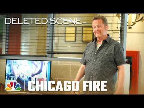 Chicago Fire - Deleted Scene: No Kale Salad at 51 (Digital Exclusive)