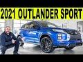 2021 Mitsubishi Outlander Sport   Exterior & Interior Review & Details