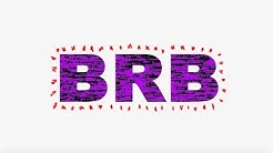 Luh Kel - BRB (Official Lyric Video)