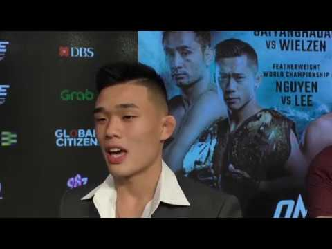 Christian Lee Interview Ahead Of ONE: Unstoppable Dreams