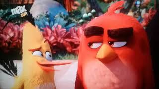 Angry bird : La película en Max UP