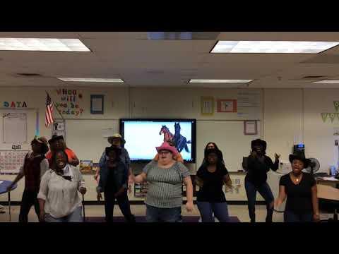 RIS 4th Grade Team Milestone Song