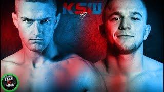 KSW 47 - Marcin Wrzosek vs Krzysztof Klaczek