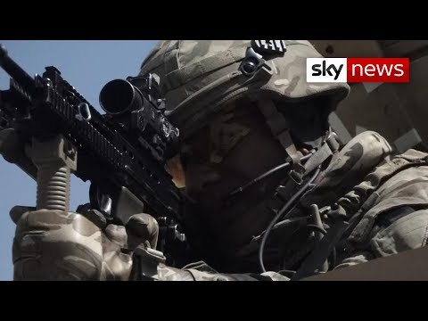 British troops heading back to Afghanistan