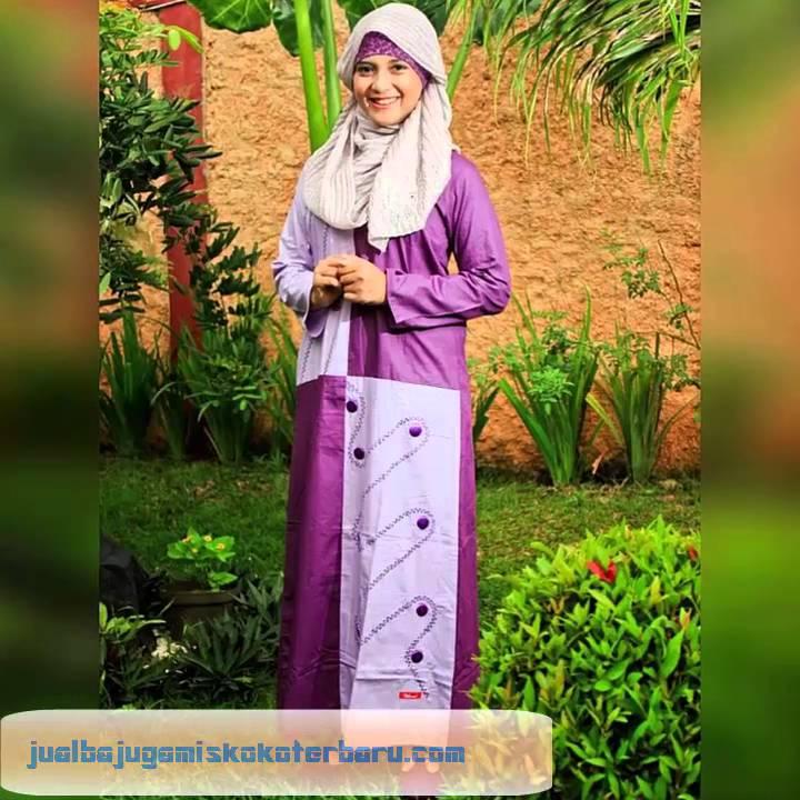 Busana Muslim Baju Muslim Baju Gamis Nibras Baju Gamis Murah
