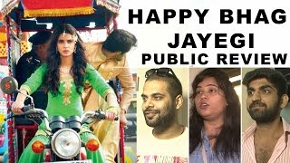 Happy Bhag Jayegi PUBLIC REVIEW