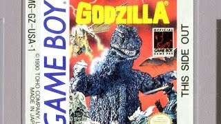 CGR Undertow - GODZILLA review for Game Boy