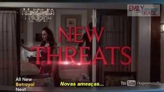 Promo 3ª Temporada Revenge - Episódio 3x14: Payback (Legendado)