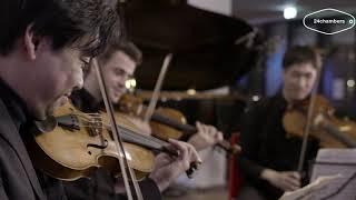24chambers | Chianti Ensemble | Schumann, Piano Quintet op.44 in E flat major