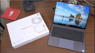 Huawei Matebook X Pro Unboxing!