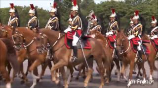 FRANCE - Hell March of French Republic Armed Forces 2016-2017 (Bastille day)