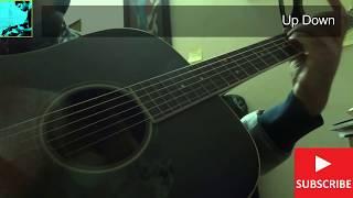 ISHTEHAAR | RAHAT FATEH ALI KHAN | GUITAR LESSON / Guitarena Music