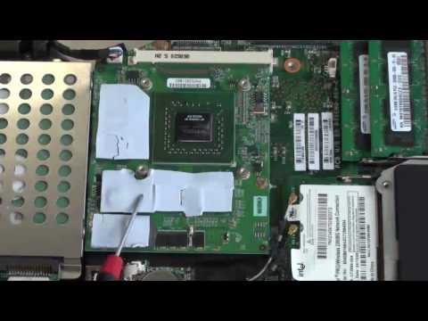 Driver UPDATE: Uniwill P53IA VGA